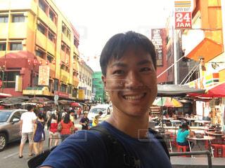 マレーシアの街の写真・画像素材[837418]