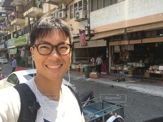 マレーシアの散歩道の写真・画像素材[837421]