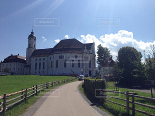 ドイツ ヴィース教会の写真・画像素材[837758]