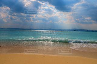 青い海①の写真・画像素材[1006409]