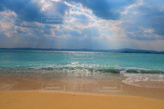 青い海②の写真・画像素材[1006410]