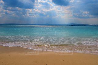 青い海③の写真・画像素材[1006411]