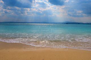 青い海④の写真・画像素材[1006412]