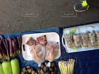マレーシア コタキナバル 市場の写真・画像素材[838552]