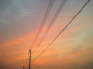 夕景の写真・画像素材[322813]