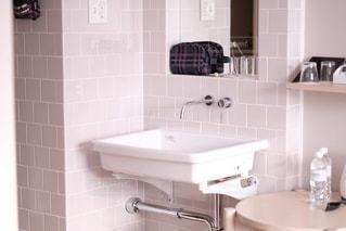 ホテルの洗面所の写真・画像素材[2916838]