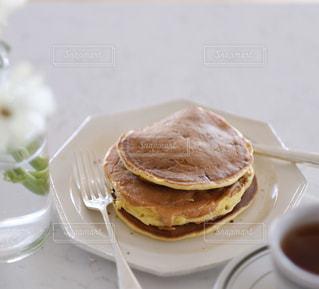 パンケーキの写真・画像素材[3106517]