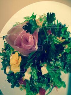 食べられるお花の写真・画像素材[1546557]