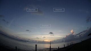 夕暮れの写真・画像素材[840156]