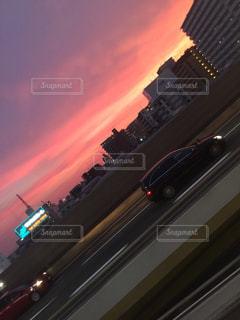 車窓からの写真・画像素材[1418416]