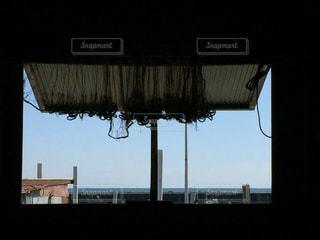 海女小屋からの眺めの写真・画像素材[1847732]