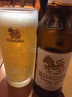 シンハービールの写真・画像素材[2300064]