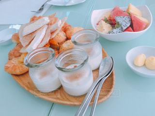 ベトナム、ダナンのフュージョンマイアダナンの朝食です。の写真・画像素材[841640]