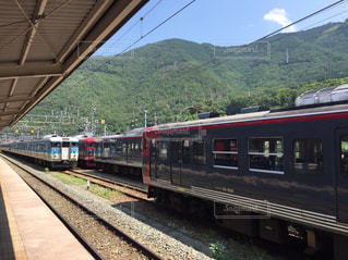列車の写真・画像素材[844617]