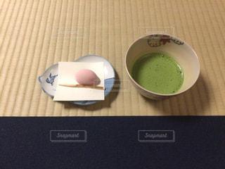 星野リゾート界加賀の茶室での写真・画像素材[1069130]