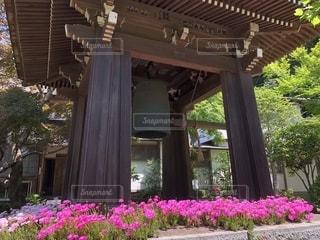 寺の鐘のイメージの写真・画像素材[1228316]