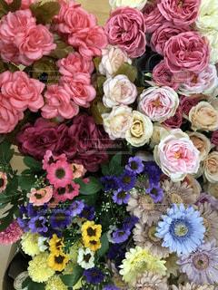 100均の造花のイメージ - No.1236716
