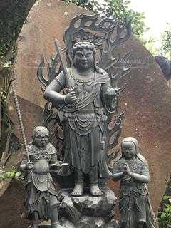 不動明王の写真・画像素材[2186819]