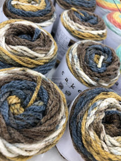 毛糸の写真・画像素材[2231259]