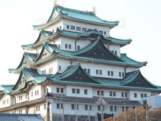 名古屋城の写真・画像素材[844911]