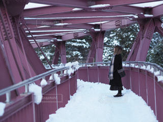 あやとり橋の写真・画像素材[987044]