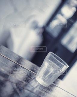 クローズ ボトルのアップの写真・画像素材[843274]