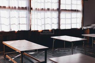 誰もいない教室。の写真・画像素材[843626]