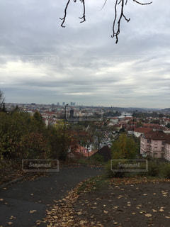 プラハの街の景色の写真・画像素材[844024]