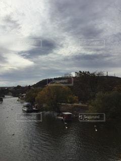 ブルタバ川の写真・画像素材[844122]