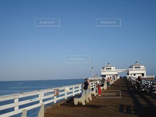 マリブピア (Malibu Pier)の写真・画像素材[846650]