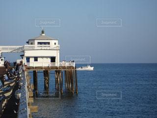 マリブピア (Malibu Pier)の写真・画像素材[846651]