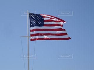 アメリカ国旗の写真・画像素材[848338]