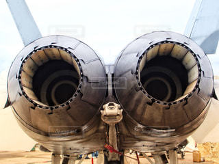 「ジェットエンジン ノズル」写真素材の写真・画像素材[906111]