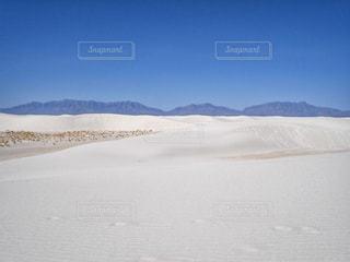 「ホワイトサンズ国定公園」写真素材の写真・画像素材[911467]