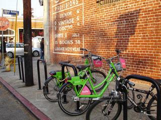 アボットキニー通り (Abbot Kinney Blvd) ロサンゼルスの写真・画像素材[922391]