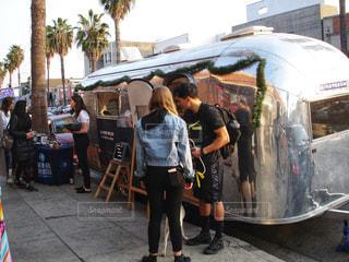 アボットキニー通り (Abbot Kinney Blvd) ロサンゼルスの写真・画像素材[922394]