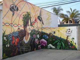 アボットキニー通り (Abbot Kinney Blvd) ロサンゼルスの写真・画像素材[922399]