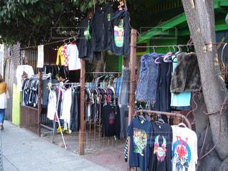 アボットキニー通り (Abbot Kinney Blvd) ロサンゼルスの写真・画像素材[922404]