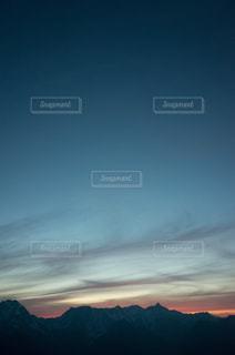 梅雨の夕暮れの写真・画像素材[844842]