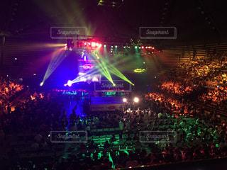 イベント会場 5000人 ライブの写真・画像素材[844905]