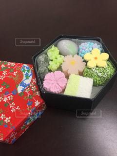 砂糖菓子の写真・画像素材[844944]