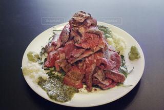 赤身肉の写真・画像素材[844977]
