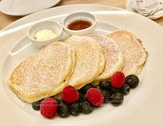 美しいパンケーキの写真・画像素材[882067]