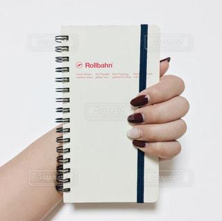 ロルバーンのノートの写真・画像素材[845298]