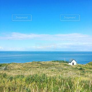 海辺の家の写真・画像素材[845889]
