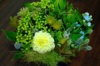 花の花束の写真・画像素材[846043]