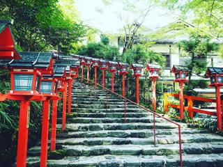 貴船神社の写真・画像素材[846608]