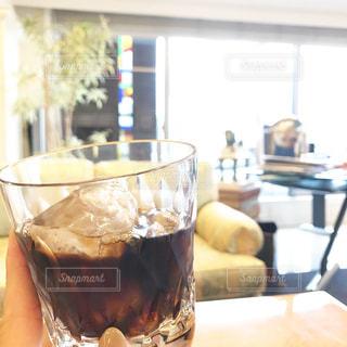 夏の ice  coffee♡の写真・画像素材[929535]