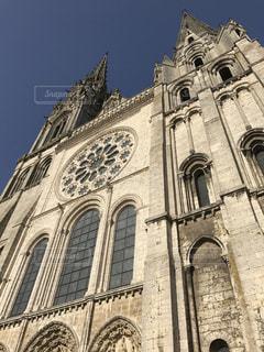 シャルトル大聖堂の写真・画像素材[847014]