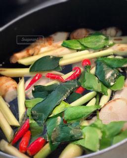 肉と野菜いっぱいのパン - No.847048